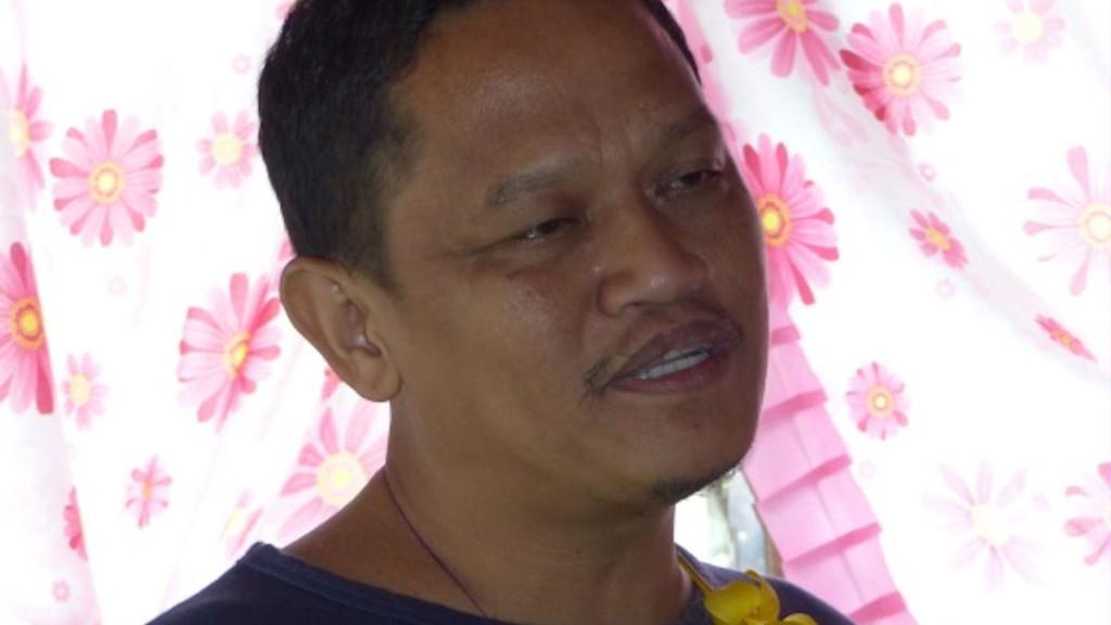 Samson Pedragosa, Programmkoordinator von Philippine Association vor Intercultural Development (Pafid) © MISEREOR