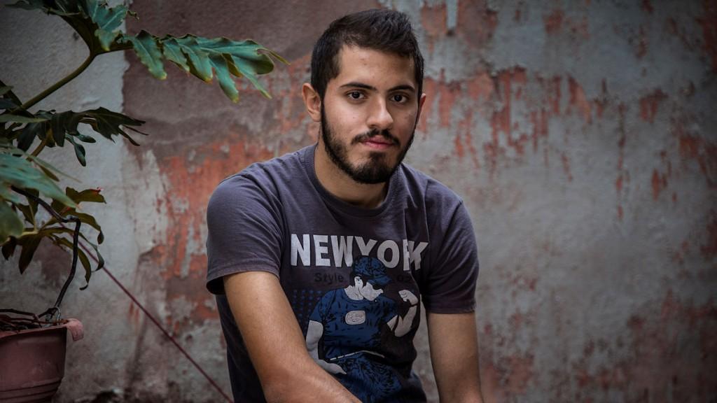 Student Mohammed Banna