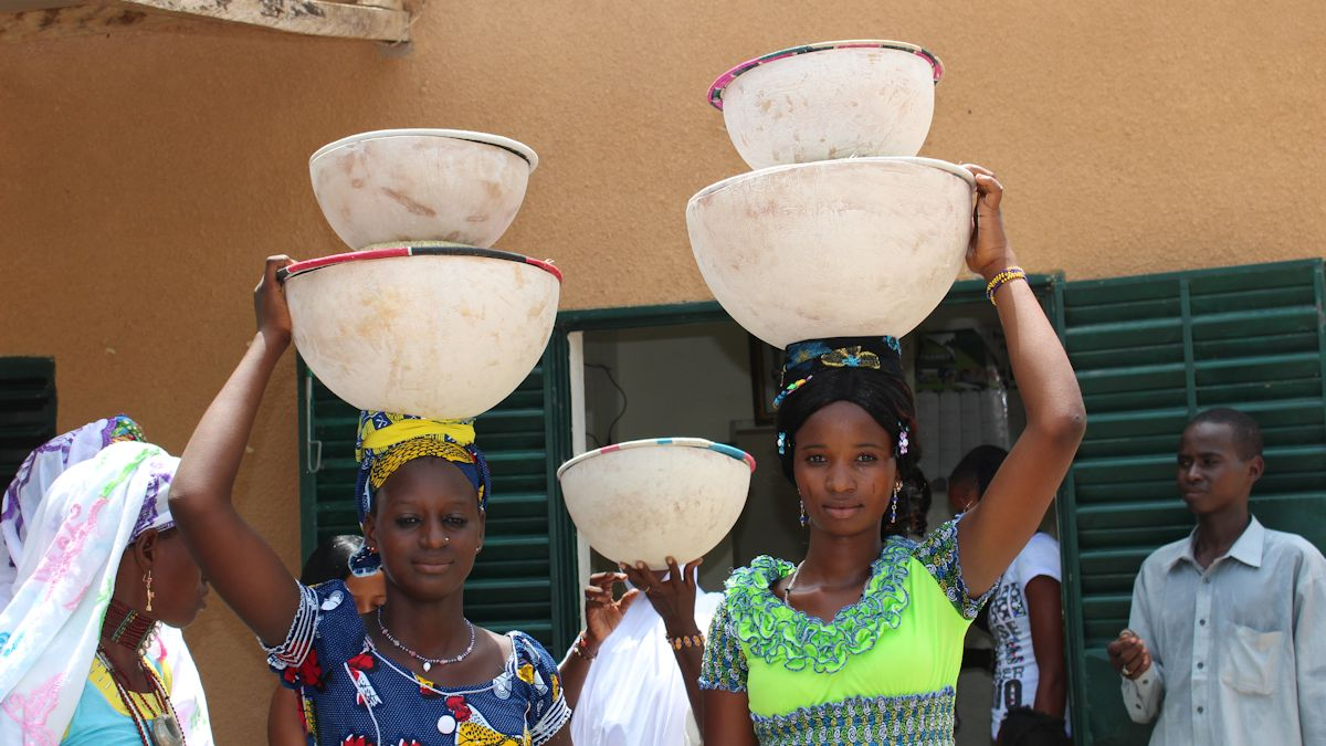 Deutsche und afrikanische Milchbauern Du bist kein Milchbauer, du bist Milchpulververkäufer (1)