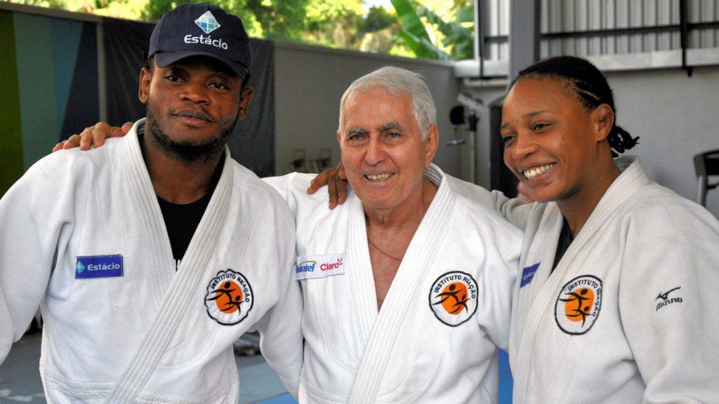 Judoka_Refugees_Team