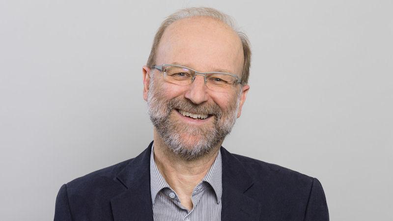 Andreas Lohmann, Abteilungsleiter Partnerschaften und Spenderkontakte bei MISEREOR