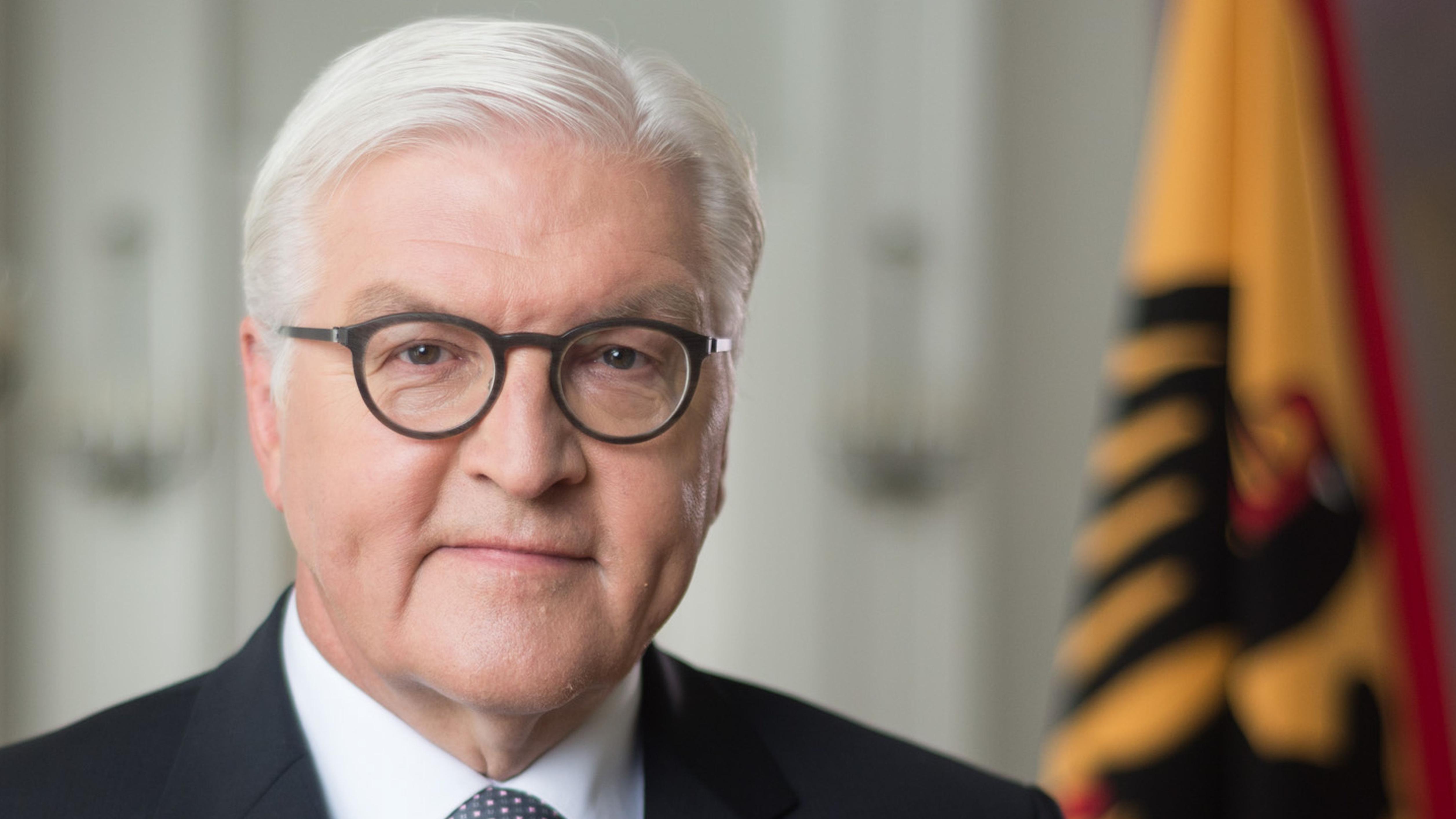 Bundespräsident Steinmeier ruft zu Spenden auf für Hungernde in Afrika