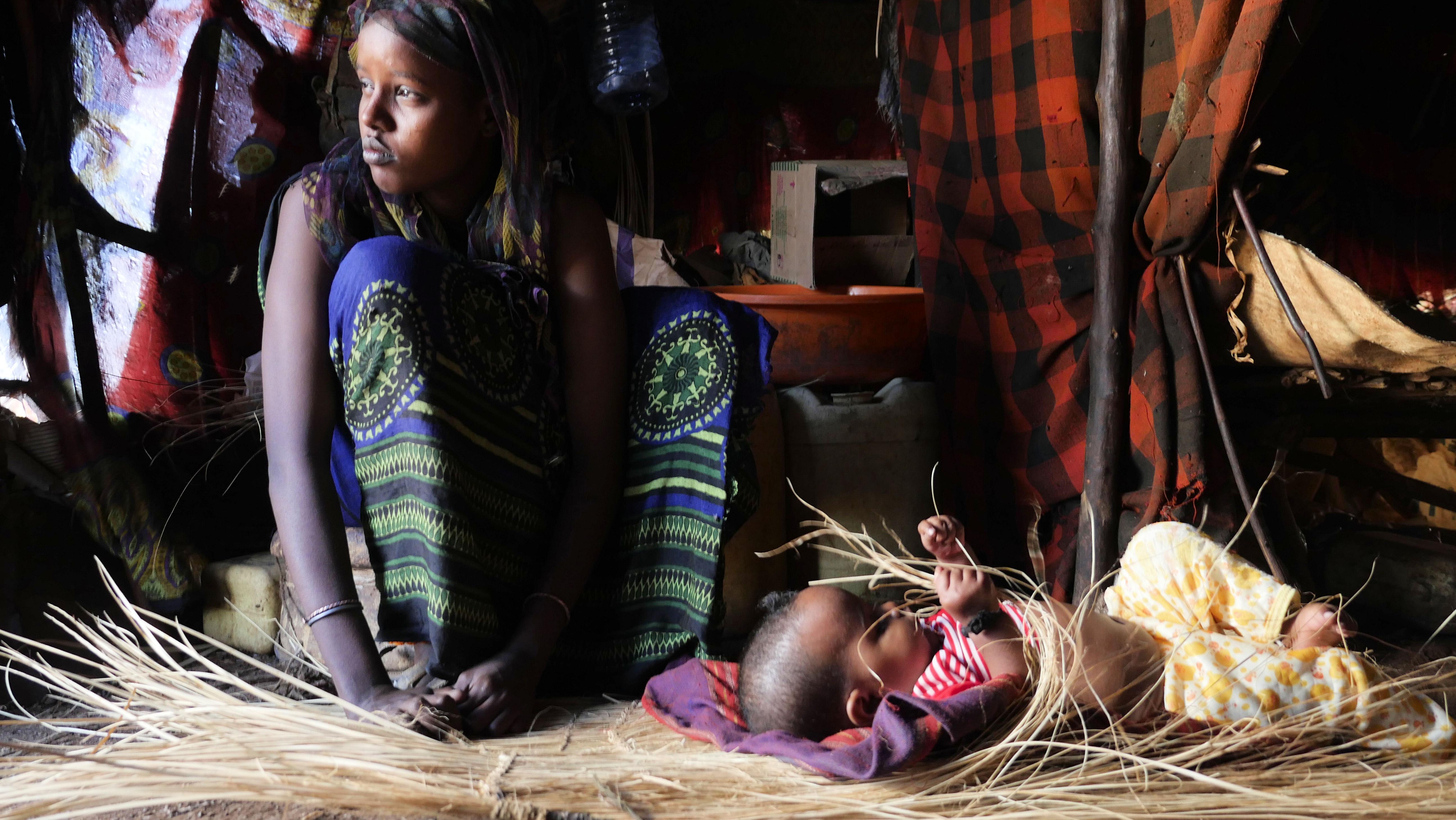 Die Dürre in Kenia trifft besonders Familien im Norden