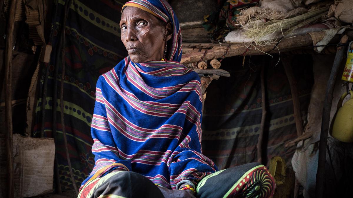 Die Dürre in Kenia verknappt Wasser und Nahrung