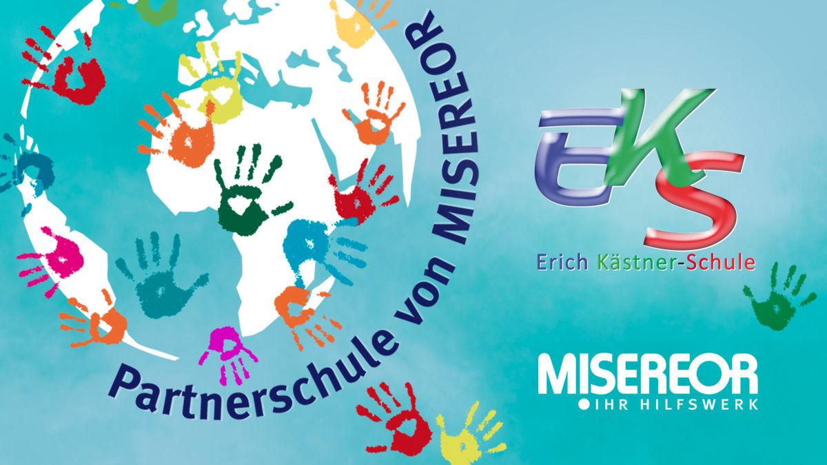 Als Partnerschule greift die Erich-Kästner-Schule Bochum Impulse von MISEREOR auf.