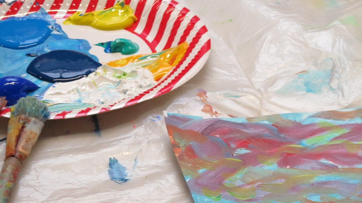 Malen macht Spaß