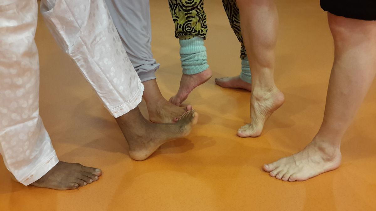Afrikanischer Tanz-Workshop