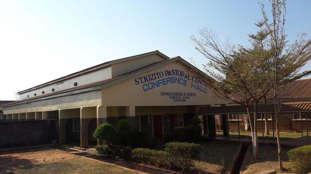 St. Kizito Pastoral Centre in Solwezi/Sambia