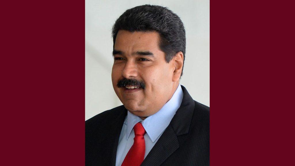 Nicolás Maduro , Präsident von Venezuela © Wilsom Dias/Agência Brasil