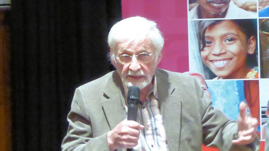Mitautor Dr. Walter Ulbrich berichtet über das Globale Lernen in Brasilien.