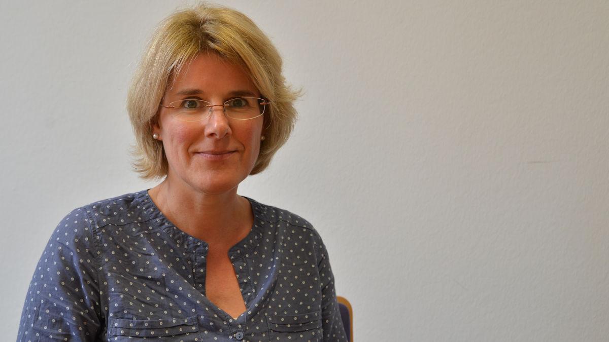 Susanne Friess, MISEREOR-Beraterin für Bergbau und Entwicklung in Lateinamerika, Foto: MISEREOR.