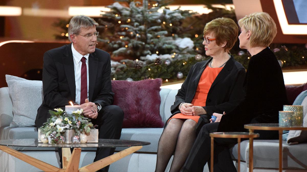 Talk mit Martin Bröckelmann-Simon und Cornelia Füllkrug-Weitzel