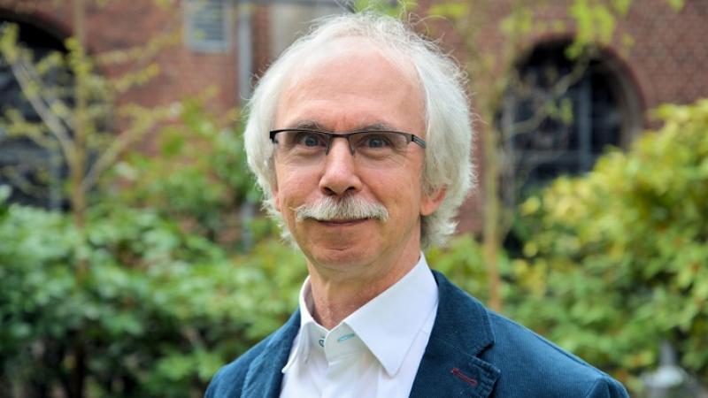 Matthias Lanzendörfer, Nothilfe-Koordinator bei MISEREOR