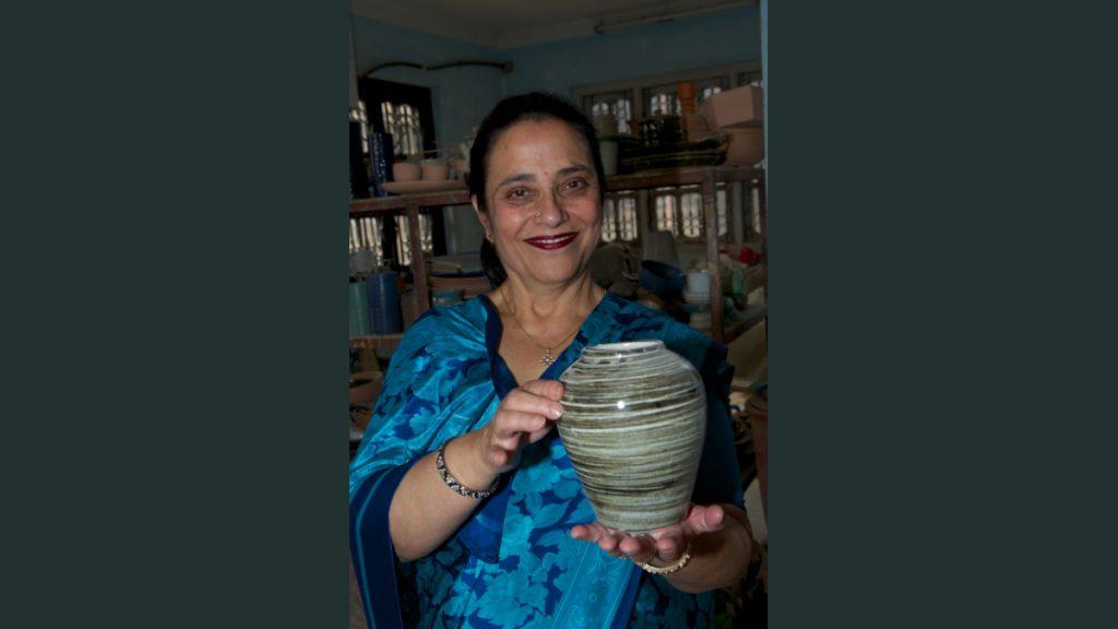 Meera Bhattarai, ACP-Gründerin in Nepal