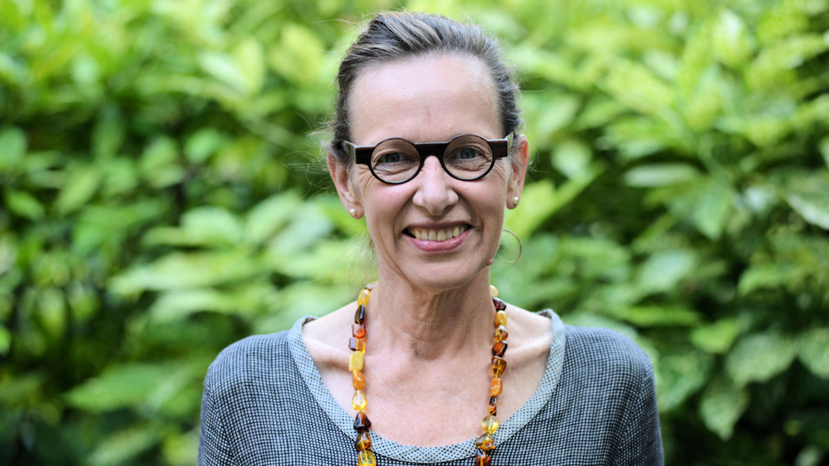 Dr. Ursula Hudson, Vorstandsvorsitzende von Slow Food Deutschland e.V. Foto: MISEREOR.