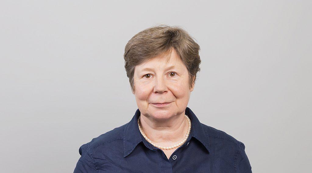 """Elisabeth Strohscheidt hat rund 10 Jahre bei MISEREOR zum Thema """"Menschenrechte"""" gearbeitet."""