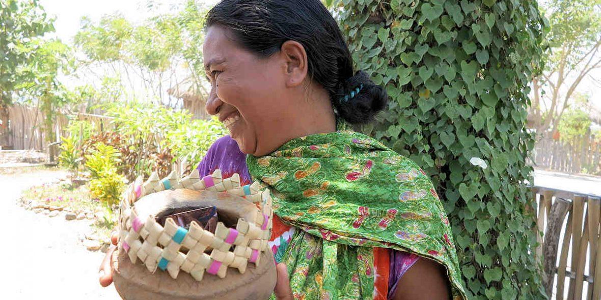 Das MISEREOR-Projekt hilft Frauen, die ihre Lebenssituation wirklich verändern wollen und sich aktiv engagieren.