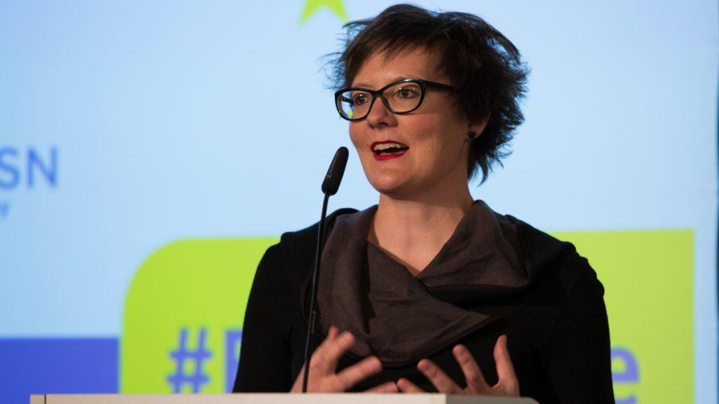 Christine Hackenesch, Deutsches Institut für Entwicklungspolitik (DIE)