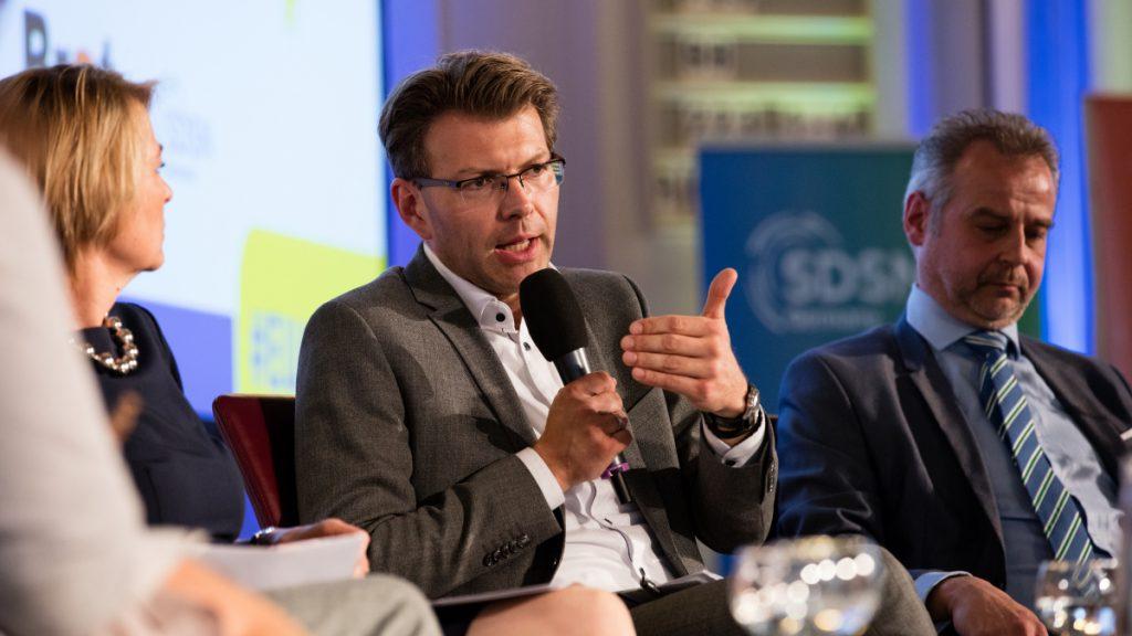 Daniel Caspary, Vorsitzender der CDU/CSU-Gruppe im Europäischen Parlament © Esteve Franquesa