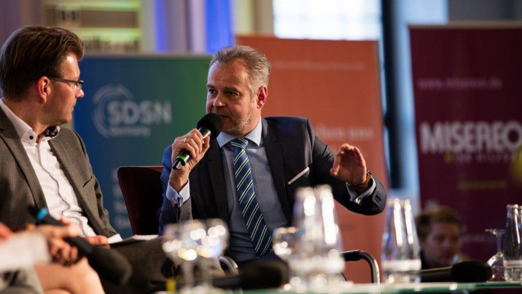 Till Mansmann, Mitglied des Bundestages, FDP © Esteve Franquesa