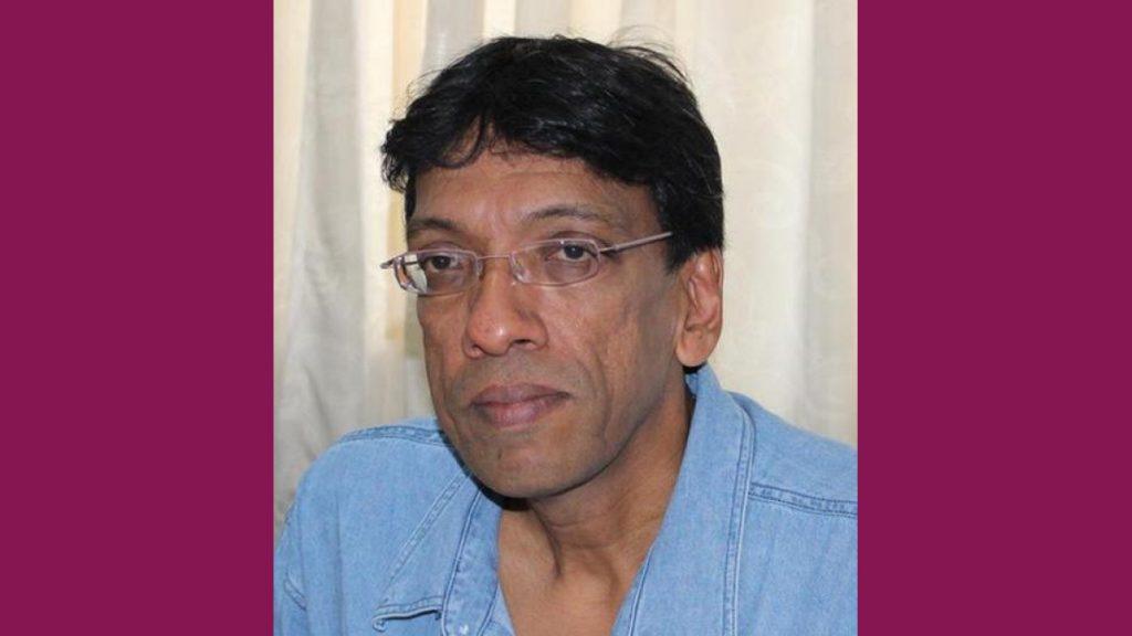 "Jehan Perera, Direktor des ""Nationalen Friedensrates"" in Sri Lanka (National Peace Council, NPC)"