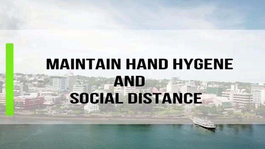 Auch mit YouTube-Videos bemüht sich die Regierung um Aufklärung in Sachen Hygiene