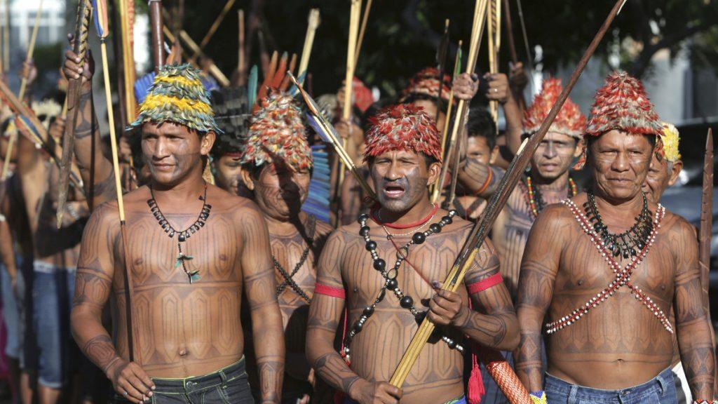 Auch die Ethnie der Munduruku, die im Fokus der Fastenaktion 2016 standen, sind von der Coronavirus-Pandemie betroffen
