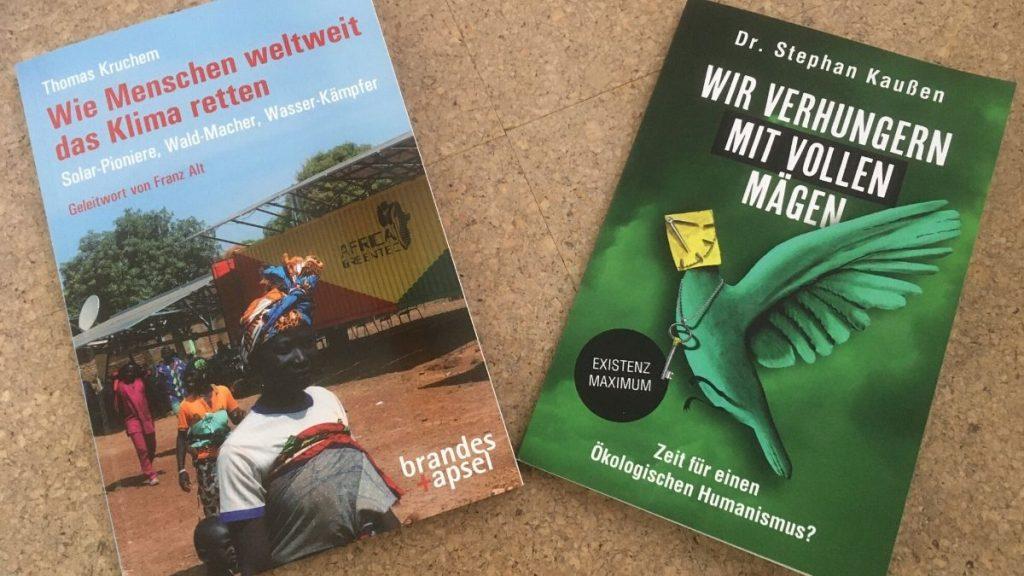Zwei Buchcover