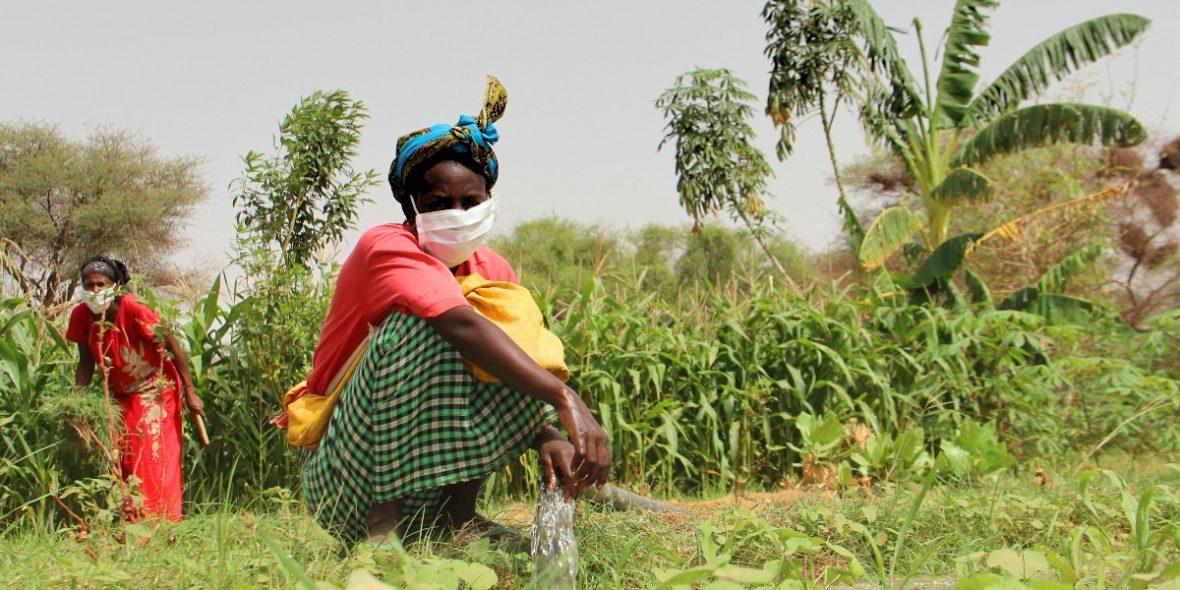 Corona-Maßnahmen im Senegal