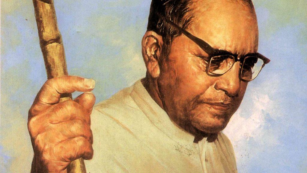 Dr. B. R. Ambedkar gilt als der Vater der indischen Verfassung und wird von Indiens kastenlosen Dalits sehr verehrt