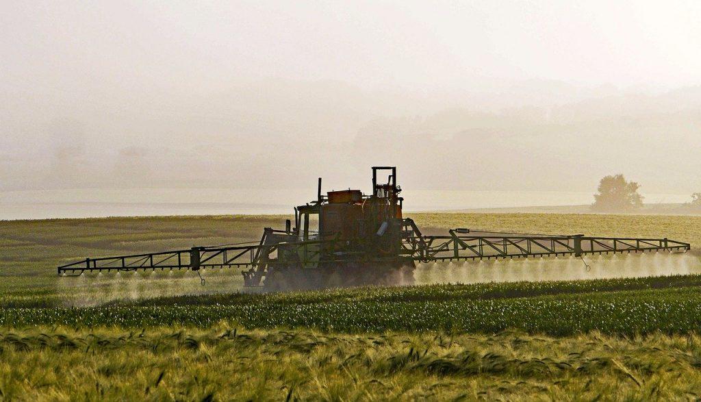 Pestizide Ackerbau