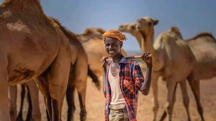 Pastoralisten Äthiopien IDURUS