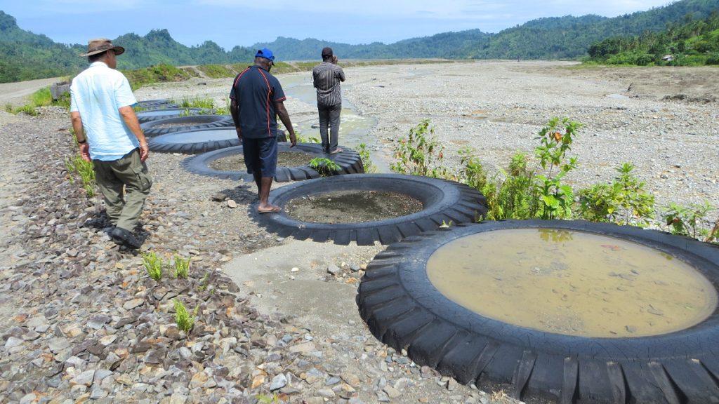 Tal Pangunga Abraum Mine