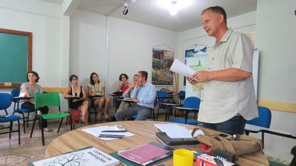 Stefan Kramer Dialog- und Verbindungsstelle Brasilien bei OPAN
