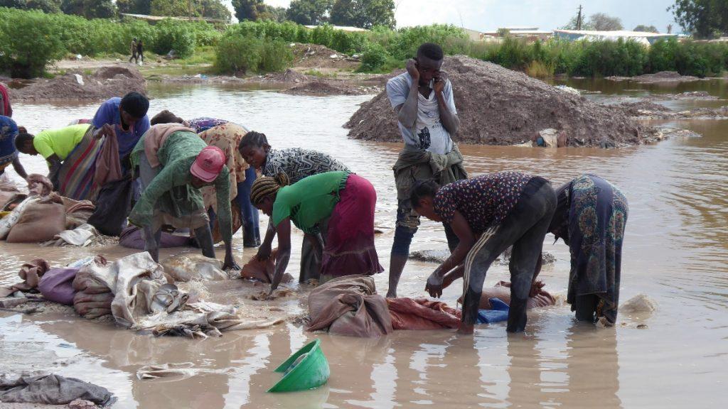 Kooperative Kobaltabbau Kongo