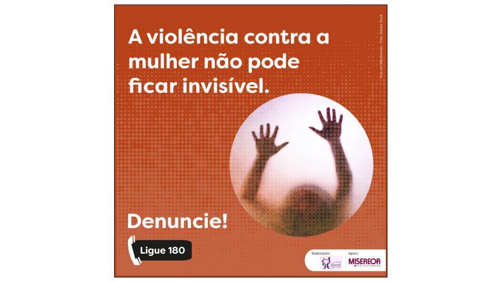 Kampagnenbild 3 telefonischer Notruf gegen Gewalt gegen Frauen