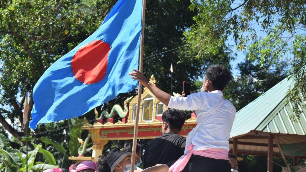 Wahlkampf in Myanmar 2020