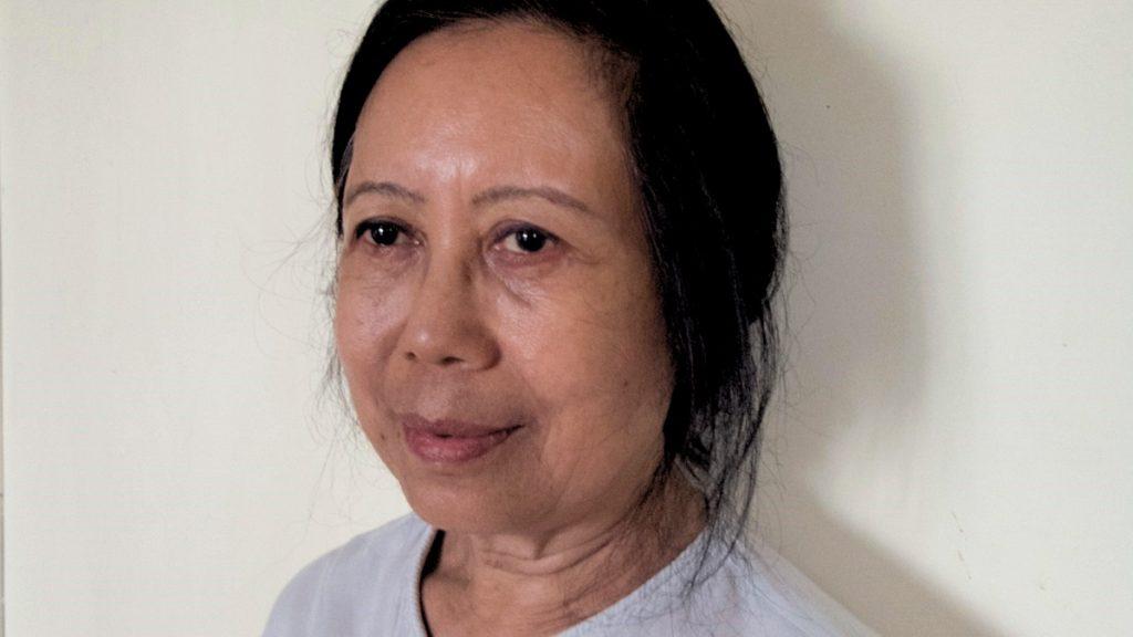 Gründerin der Metta Development Foundation Lahpai Seng Raw