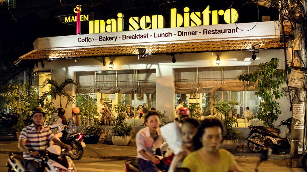 Mai Sen Bistro Vietnam