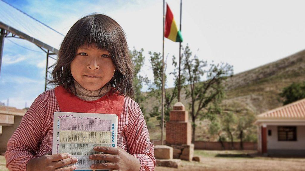 Bolivien Bildung Schule