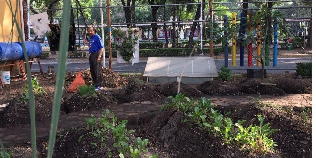Nachbarschaftliche Stadtentwicklung in Mexiko