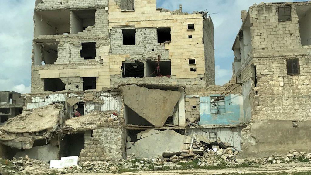 Syrien Krieg 10 Jahre Zerstörung