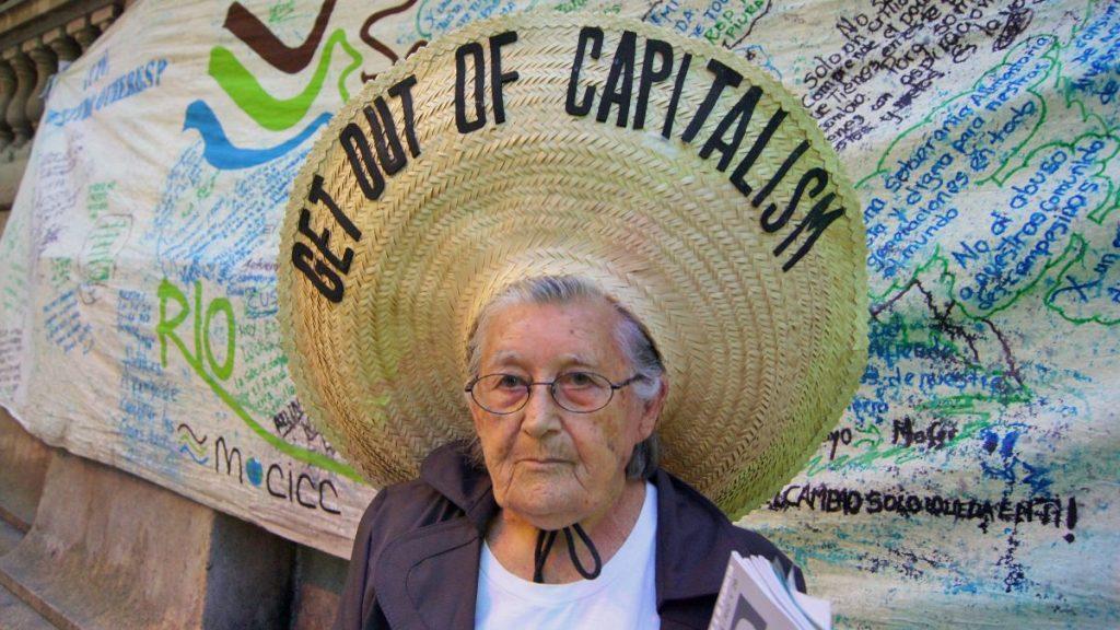 Frauenproteste Brasilien Out of Capitalism
