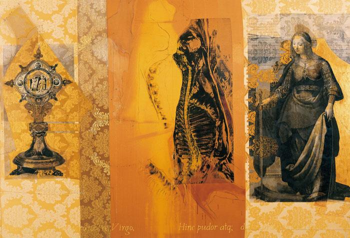 Serie Passionszyklus Lilian Moreno Sánchez