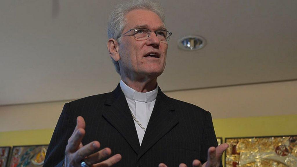 Portrait des Erzbischofs von Manaus