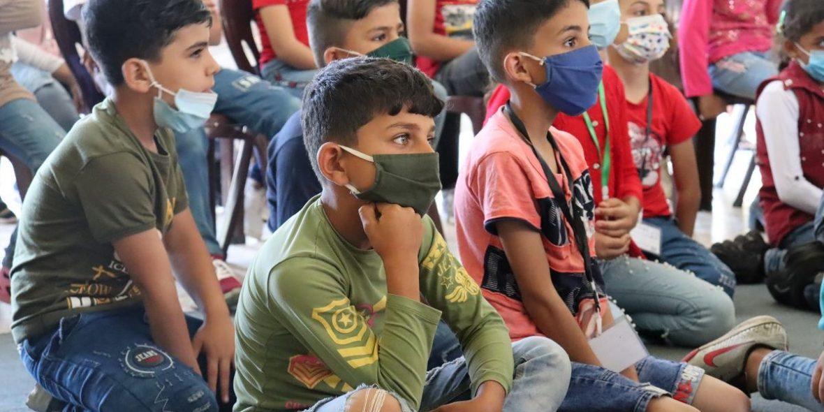 Libanon Geflüchtete Corona Schulöffnung