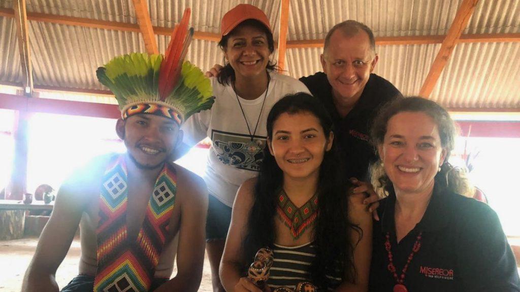 Brasilien Acre Amazonas Hui Kui