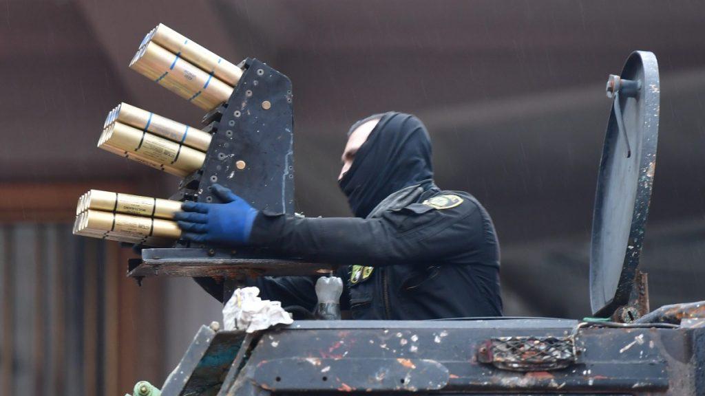 Polizeigewalt Kolumbien Proteste 2021