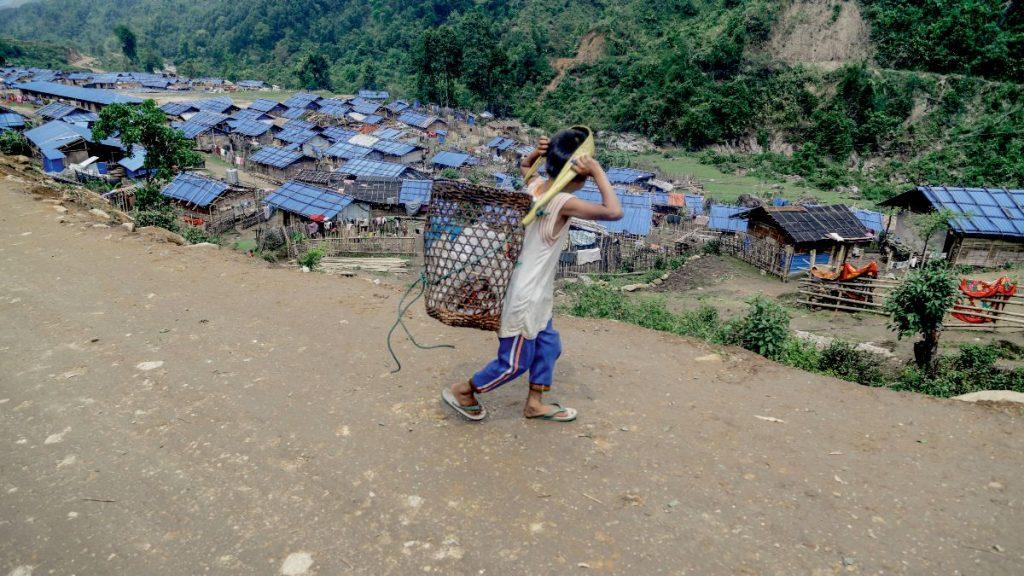 Myanmar Flüchtlingscamps Konflikt