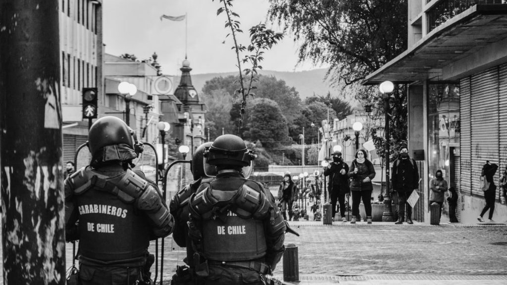 Chile 2020 Proteste soziale Ungleichheit